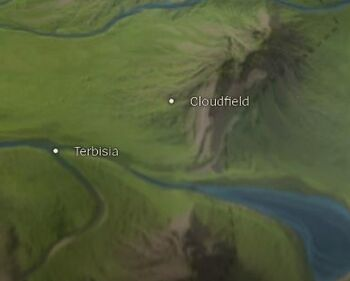 Cloudfield Map
