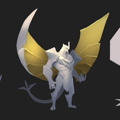 Galio Update Concept 4 (by Riot Artist <a href=