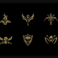 Faction Icons Concept 2 (by Riot Artist <strong class=