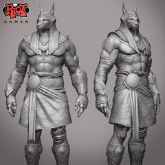 Nasus Call of Power Concept 3 (by Riot Artist <a rel=