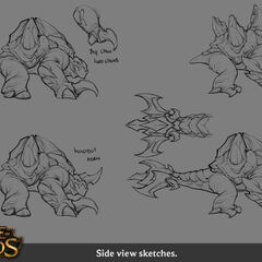 Odyssey Rhinodon Concept 1 (by Riot Artists <a rel=