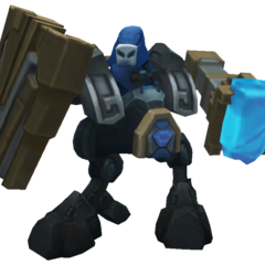 Blue Super Minion <small>(Order)</small>