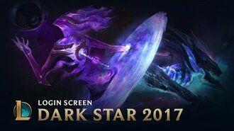 Sternenvernichter 2017 - Login Screen