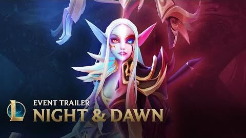 Strike the Skies Night & Dawn Event Trailer - League of Legends