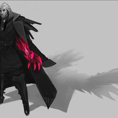 Swain Update Concept 9 (by Riot Artist <a href=
