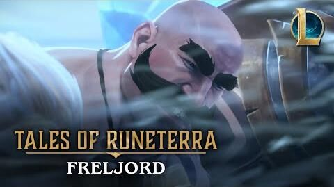 "Tales of Runeterra Freljord ""The Raid"""