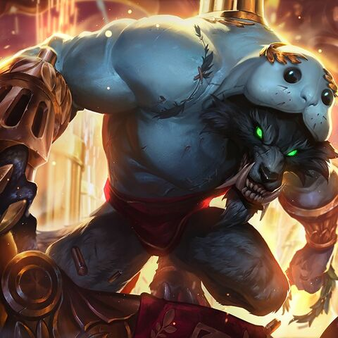 Urf The Manatee Warwick