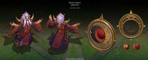 Zilean Blutmond Konzept 01