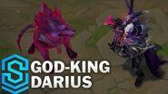 Gottkönig Darius - Skin-Spotlight
