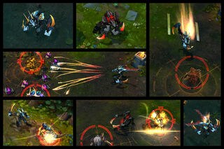 Kha'Zix Mecha Screenshots