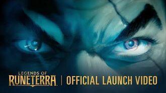 """Legends of Runeterra Official Launch Video """"BREATHE"""""""