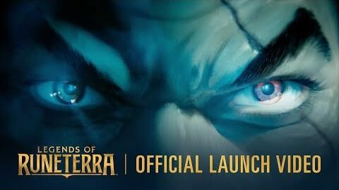 "Legends of Runeterra Official Launch Video ""BREATHE"""