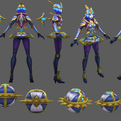 Victorious Orianna Model