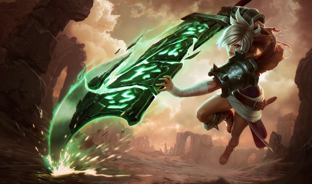Riven/Skins | League of Legends Wiki | FANDOM powered by Wikia
