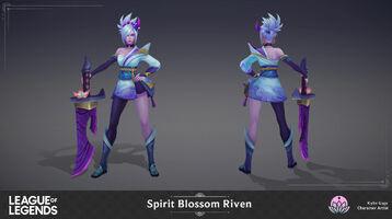 Riven Seelenblumen Model 02
