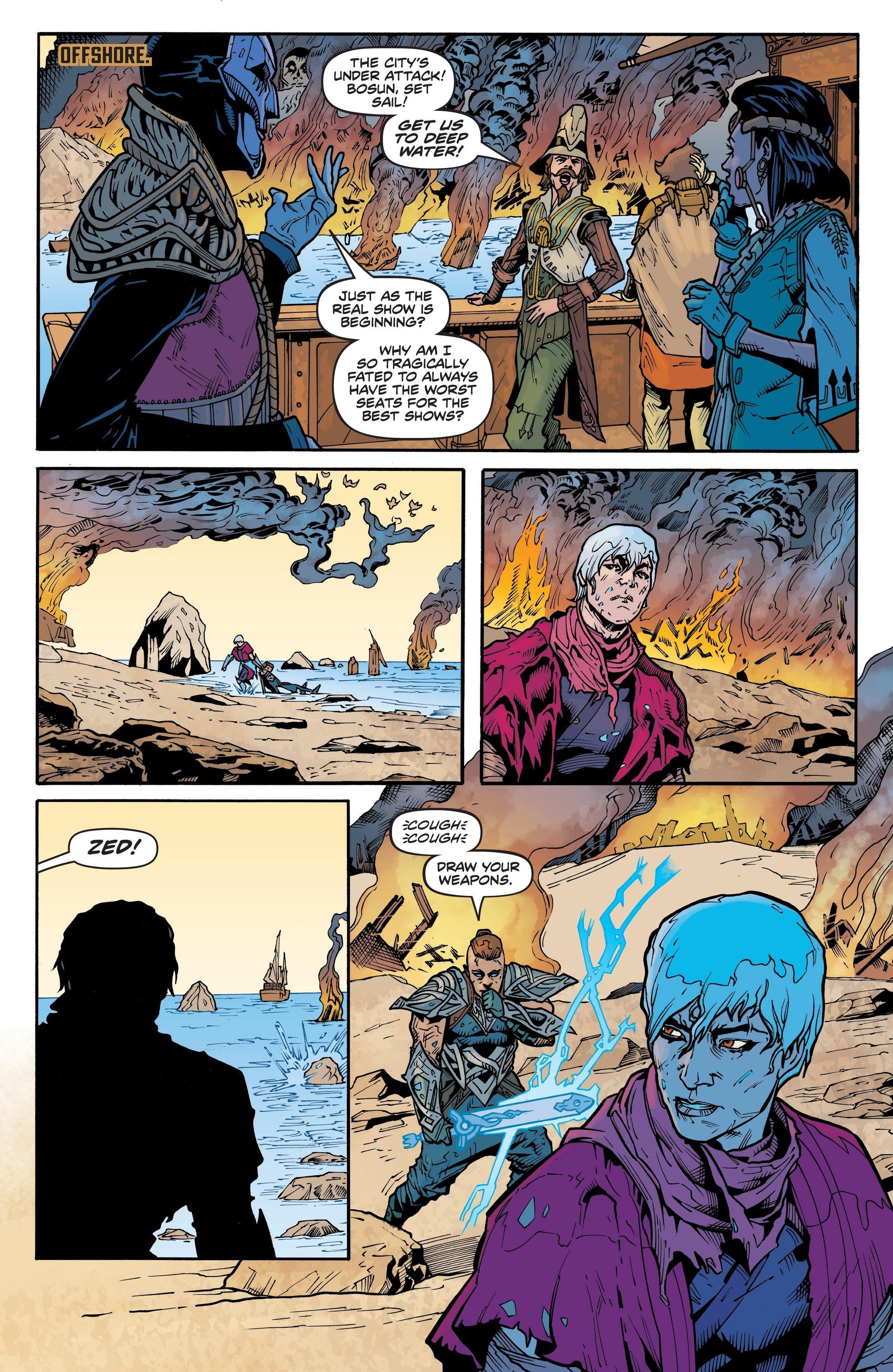 Zed Comic 4 pr12