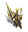 Jarvan IV WarringKingdoms (Golden)