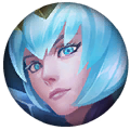 Lux ElementalistCircle Ice