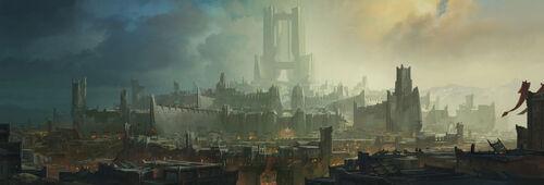 Noxus The Immortal Bastion 01