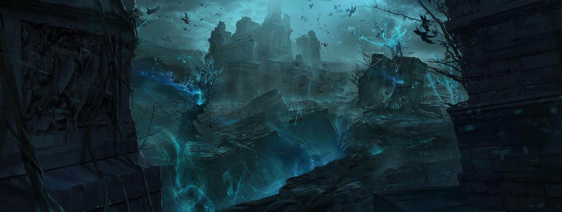 Shadow Isles The Sundered Vaults Of Arcana