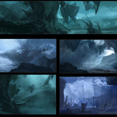 Shadow Isles Landscape 4