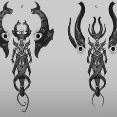 Syndra Concept 2 (by Riot Artist <a href=