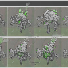 Urgot Update Concept 20 (by Riot Artist <a href=