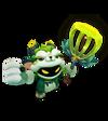 Veigar Grummelramme-Cosplay-Veigar (Smaragd) M
