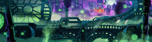 Zaun CONVRGENCE Concept 01