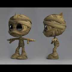 Amumu Curse of the Sad Mummy Concept 14 (by Commissioned Artists <a rel=
