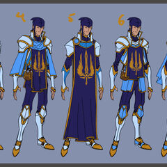 Demacia Mage Concept 2 (by Riot Artist <a rel=
