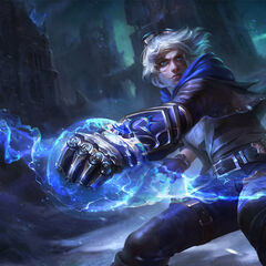 3rd Frosted Ezreal