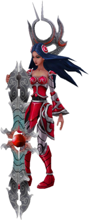 Irelia Render old