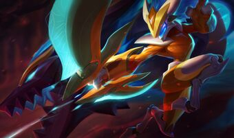 Kindred SuperGalaxySkin