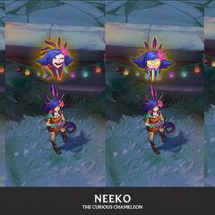 Koncept emotek Neeko 4 <small>(autor: <a class=
