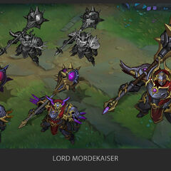 Lord Mordekaiser Update Concept 3 (by Riot Artist <a href=