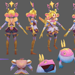 Prestige Star Guardian Neeko Model 2