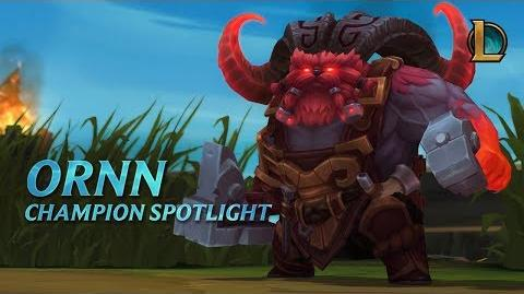 Ornn Champion Spotlight