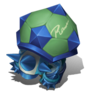 Rammus Sweeper (Emerald)