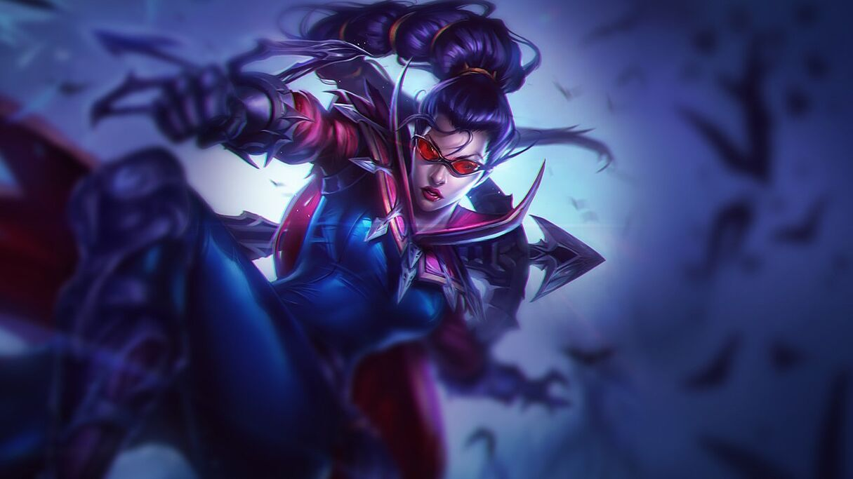Vayne OriginalCentered