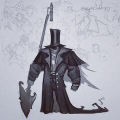 Undertaker Yorick Update Concept 3 (by Riot Artist <a href=