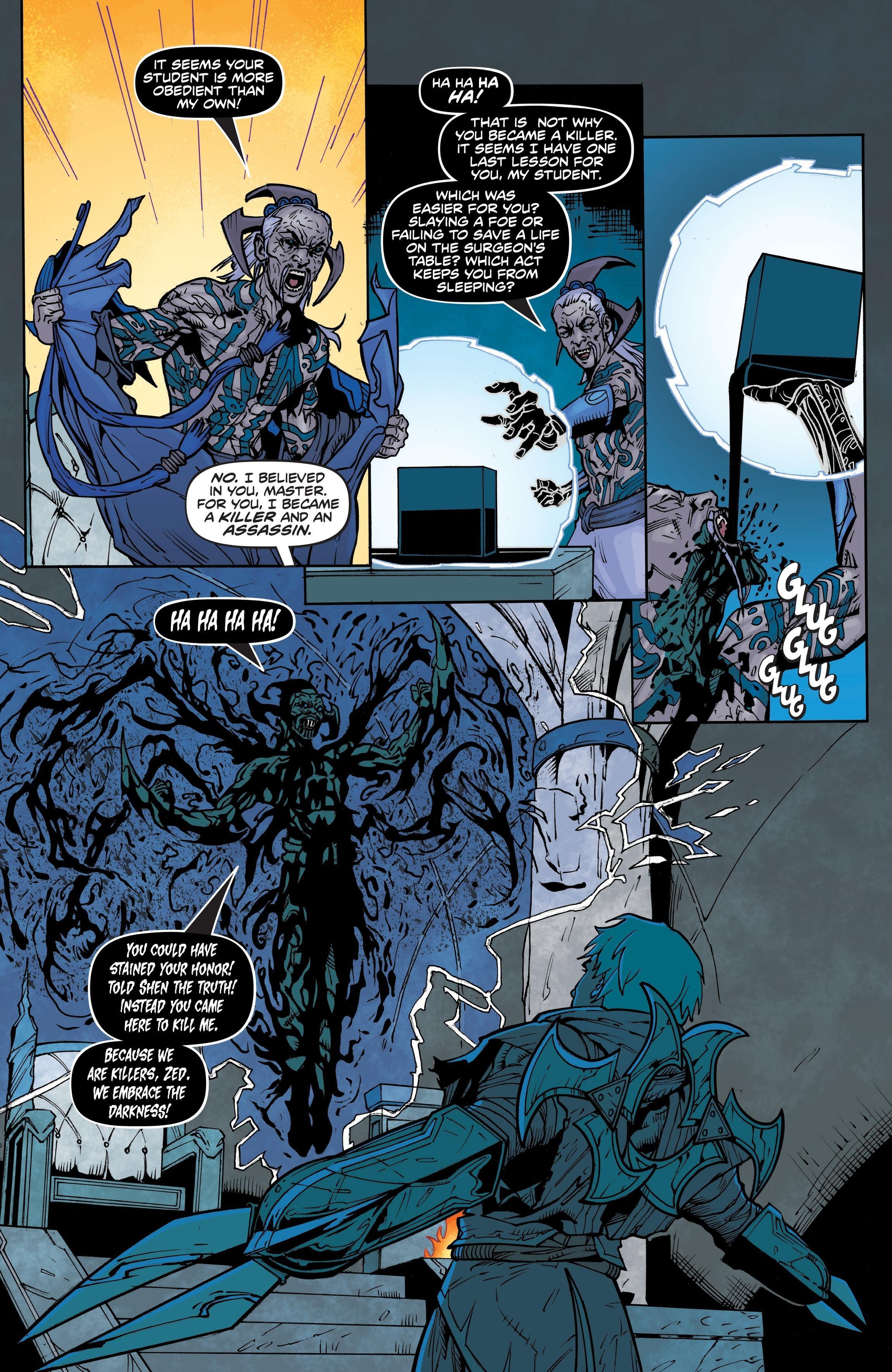 Zed Comic 6 pr17