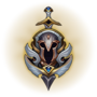 Champion of the League Emote