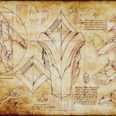 Ancient Manuscript of Durand