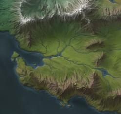 Demacia Map
