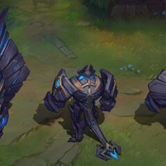 Enchanted Galio Update Concept 1 (by Riot Artist <a rel=