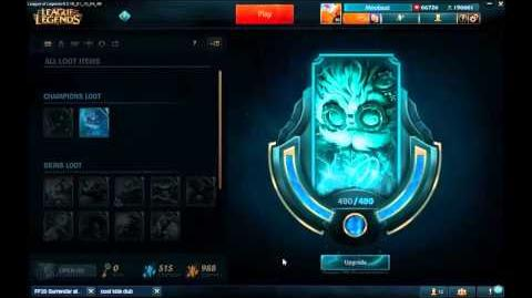 Hextech Crafting & Loot preview