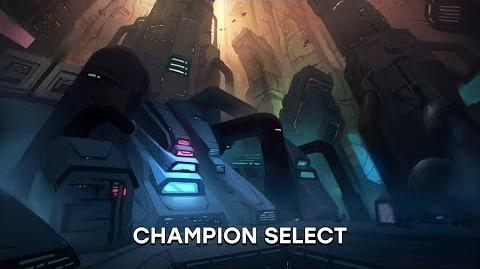 OVERCHARGE Champion Select Music