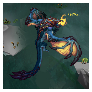 Dragon Update Concept 2