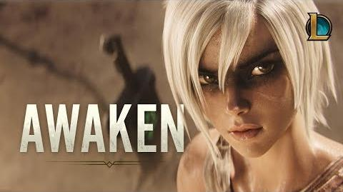 Awaken (ft. Valerie Broussard) - League of Legends